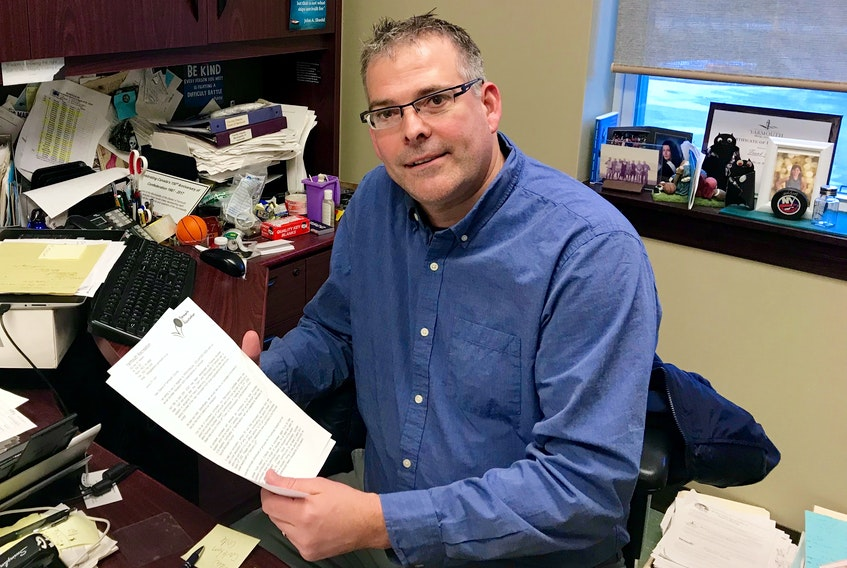 Frank Grant, director of Yarmouth Recreation. Like other rec departments in the tri-county region, Yarmouth Recreation is in the early stages of preparing for Volunteer Week. ERIC BOURQUE