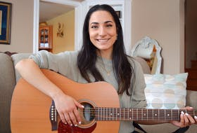 Nadia Haddad of Charlottetown recently released her debut single and video, On the Low, and is working on more material.