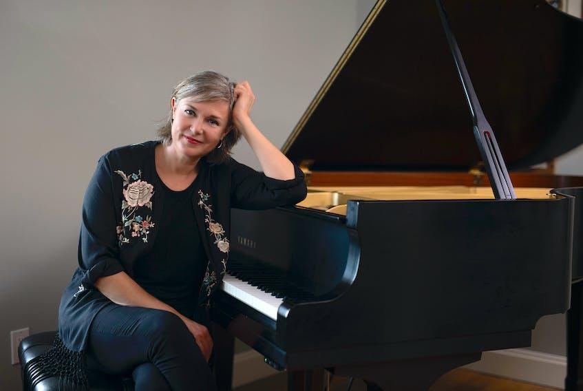 Halifax pianist Jennifer King teamed up with Nova Scotia musician and animator Katrina Westin to create an animated fairy tale to accompany King's new collection Twilight Hour.