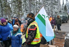The 2016 Muskrat Falls protests outside Happy Valley-Goose Bay led to dozens of people being charged. On Tuesday, the last of those charges were completed in court.