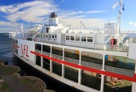 The MV Holiday Island -