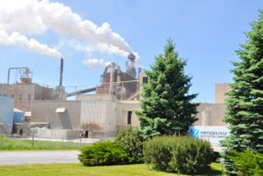 ['Employees at Northern Pulp voted Wednesday on a new agreement with their employer. ADAM MACINNIS – THE NEWS']