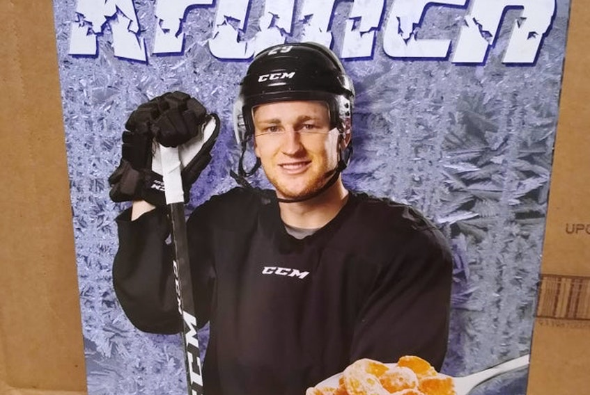 MacKinnon Krunch cereal is available for a limited time in Colorado. (REDDIT)