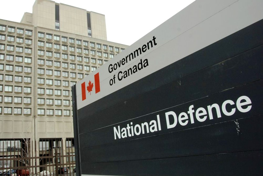 National Defence headquarters in Ottawa.