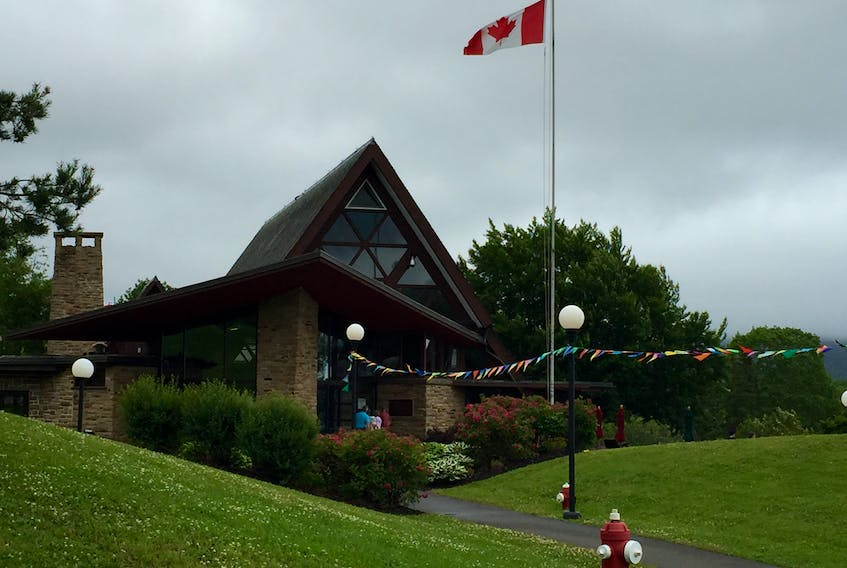 """The Alexander Graham Bell museum in Baddeck. According to Expedia.ca users, the community is considered """"an East Coast escape on Cape Breton Island."""" IAN NATHANSON • CAPE BRETON POST"""