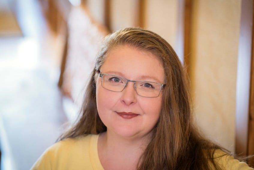 Adele MacDonald started the Facebook group Caremongering AC: Annapolis County Community Response to COVID-19 so people in the area can help eachother during the COVID-19 pandemic that is making inroads in Nova Scotia. ANDREW TOLSON PHOTO