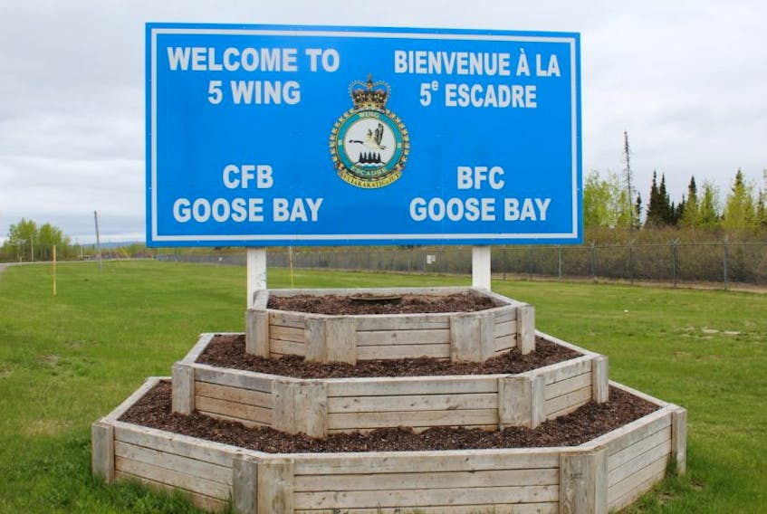 A new contract for support services at 5 Wing Goose Bay has the union representing most of the workers concerned about potential job cuts.
