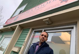 Muhammed Talal Elseyadi has for years been thinking about opening a grocery store in St. John's specializing in food from the Middle East. — Andrew Robinson/The Telegram