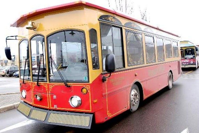 T3 transit bus