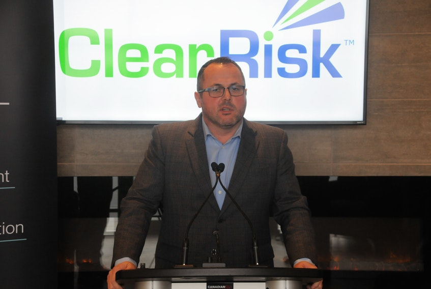 ClearRisk president and CEO Craig Rowe. — Andrew Robinson/The Telegram
