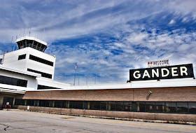 Gander International Airport. - Photo Courtesy of the Gander International Airport Authority
