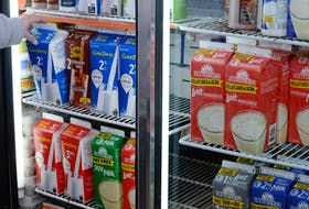 There's enough milk in the province, says the  Dairy Farmers of Newfoundland and Labrador. FILE PHOTO