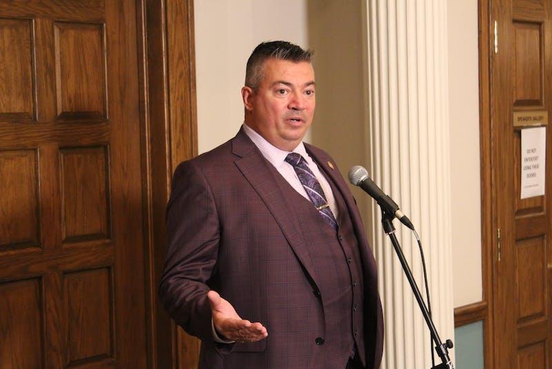 Tory MHA for Terra Nova Lloyd Parrott. — SaltWire Network file photo