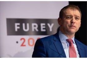 Liberal Leadership hopeful Andrew Furey. TELEGRAM FILE PHOTO