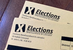 From now on, if you are going to vote in the provincial election, you will have to do so through the special ballot process. Voters The Telegram spoke with Saturday seemed to agree with the decision to cancel in-person voting now that Newfoundland and Labrador has gone to Alert Level 5 in its COVID-19 response plan, but there were plenty of complaints about other issues and happenings in what is a much-altered election. — Telegram image