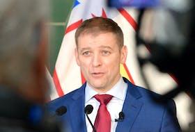 Liberal Leader Andrew Furey TELEGRAM FILE PHOTO