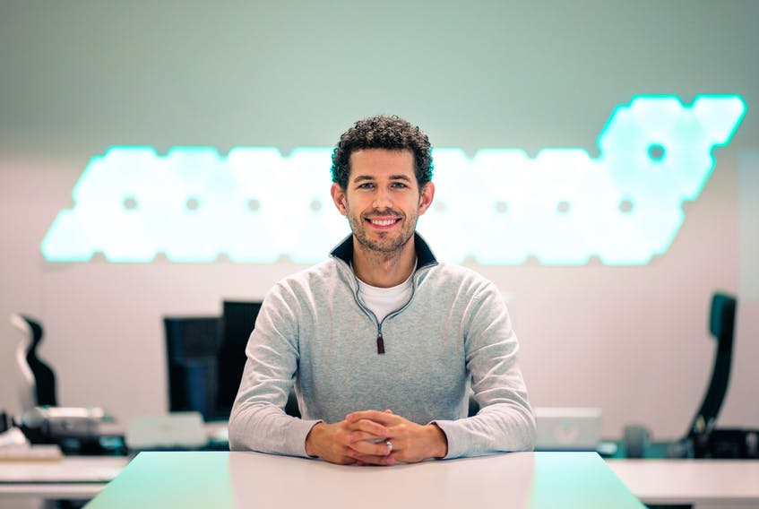 Josh Green is the founder and CEO of Mysa Smart Thermostats. — CONTRIBUTED
