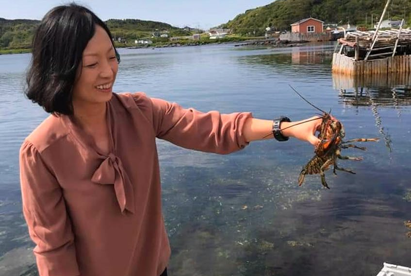 Yinji Li spent a month on the Great Northern Peninsula and considers it a highlight of her time in Newfoundland, including this visit to St. Lunaire-Griquet. CONTRIBUTED PHOTO