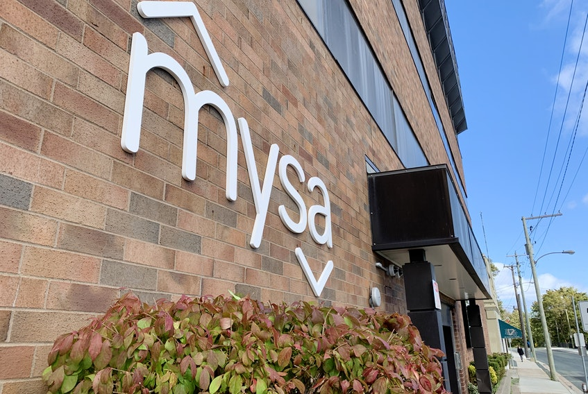 Mysa is a smart thermostat company based in St. John's. — Andrew Robinson/The Telegram