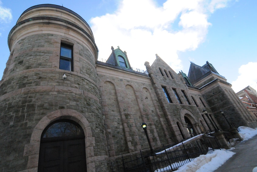 The Newfoundland and Labrador Supreme Court building in downtown St. John's. - TELEGRAM FILE PHOTO