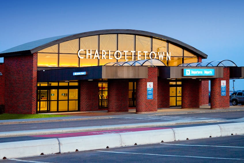 The newly rebranded YYG Charlottetown Airport expects traffic will be down by as much as 80 per cent this year.