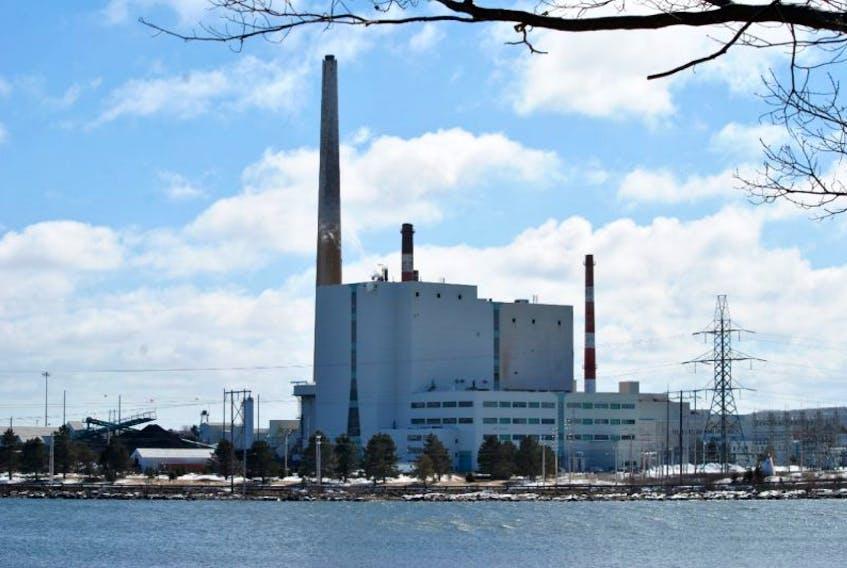 NSP generating station in Trenton