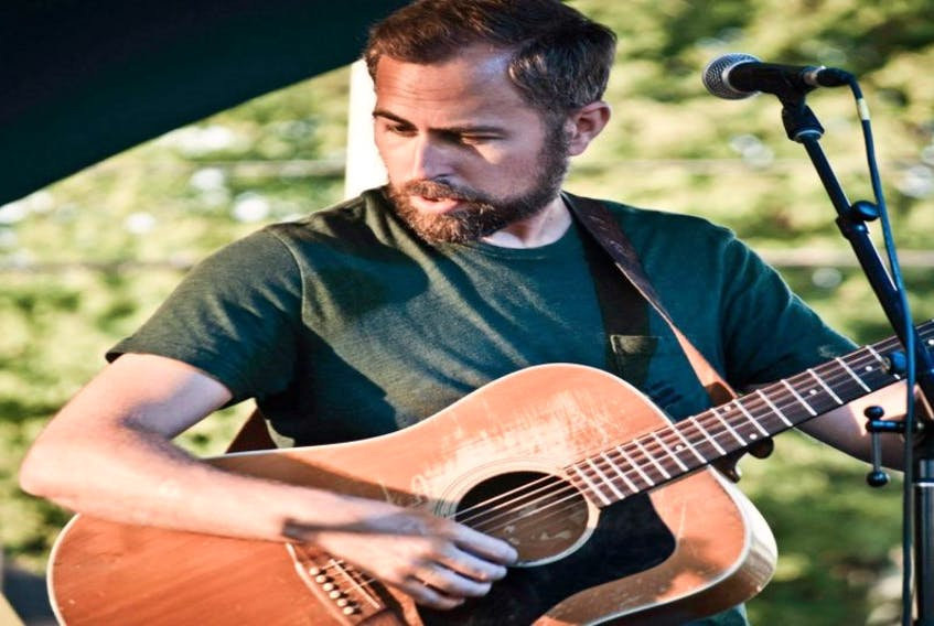 Ontario musician Tom Savage is the next performer at Monday Music in Alma.