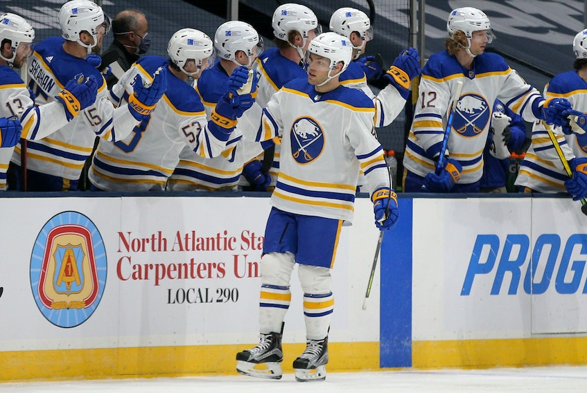 Buffalo Sabres left-winger Taylor Hall could be a rental this year as teams load up for the stretch drive.