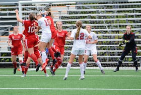 Memorial University's soccer squads — and its other athletes — may miss out on competition this fall due to C0VID-19. — File photo