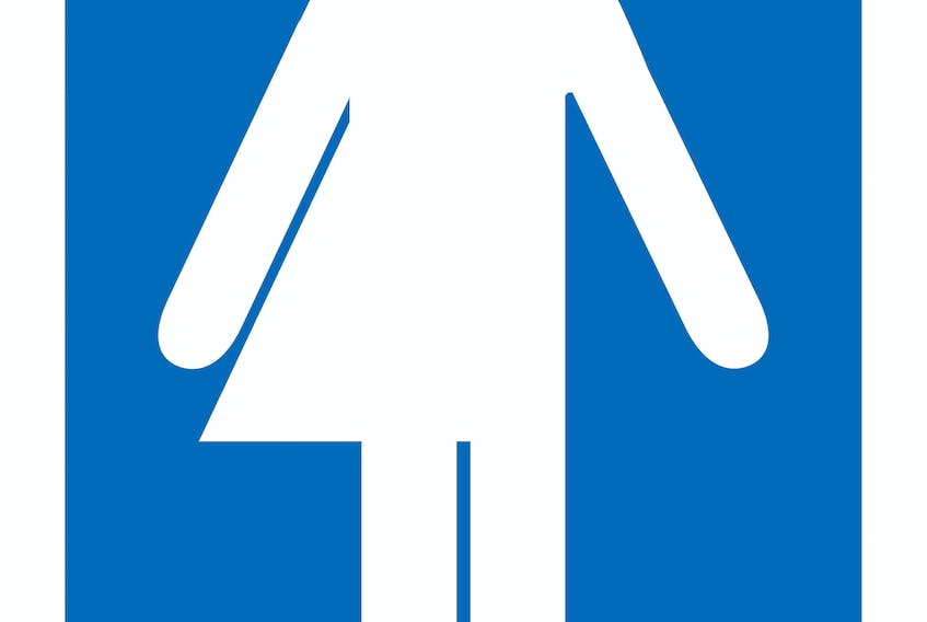 Abin Tom received a conditional discharge after he was found guilty of attempted voyeurism in an all-gender bathroom at UPEI.