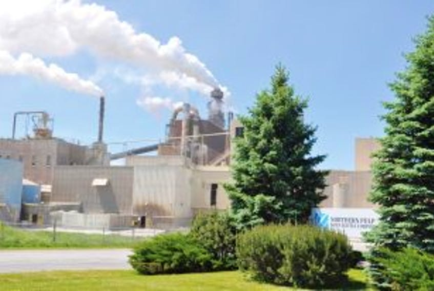 ['Northern Pulp Nova Scotia Corp. has indicated there was an incident with a moisture switch that released total reduced sulfur compounds (TRS) from the mill on June 12. The Department of Environment is investigating. ADAM MACINNIS – THE NEWS']