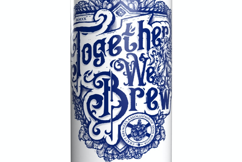 Together We Brew was crafted at Breton Brewing this year. It is referred to as Nova Scotia Common on the lighter side with a crisp, clean, refreshing taste. CONTRIBUTED