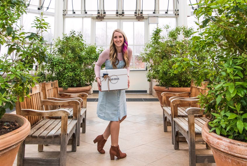 Allyson England founder of Nova Box, makers of Nova Scotia - themed gift boxes, has recently acquired The East Coast Box Company to expand its presence into the four Atlantic Provinces. Contributed