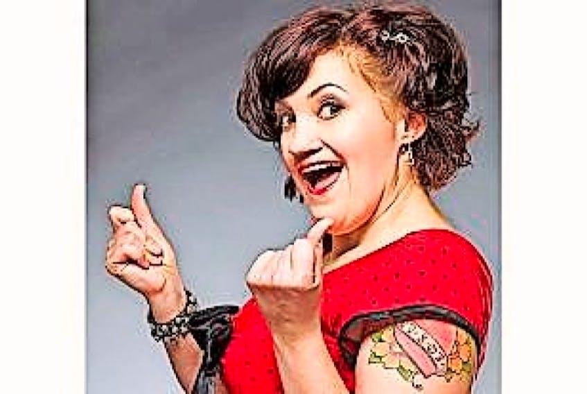 Comic Nikki Payne enjoyed four solid shows at Yuk Yuk's in St. John's this past week.