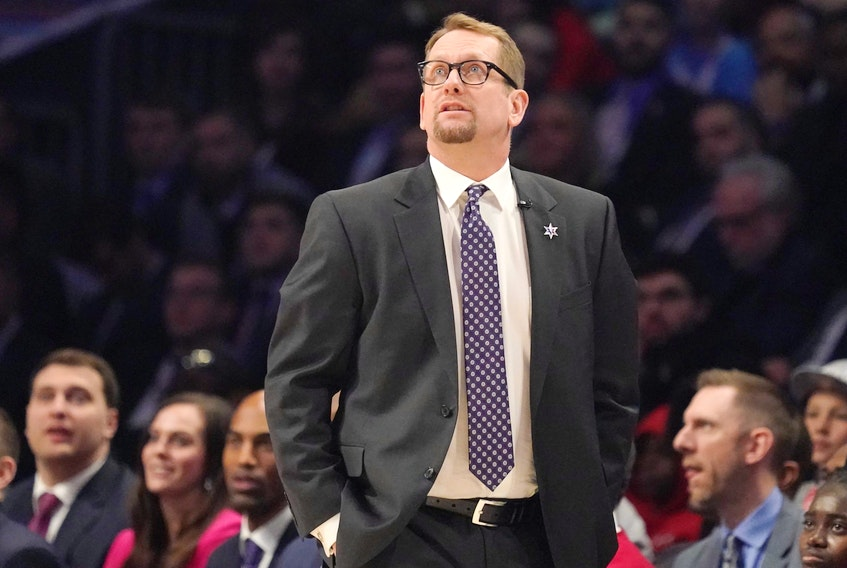 With the departing of Chris Finch to the Minnesota Timberwolves, Raptors head coach Nick Nurse has now had a couple of his most trusted assistants leave Toronto.