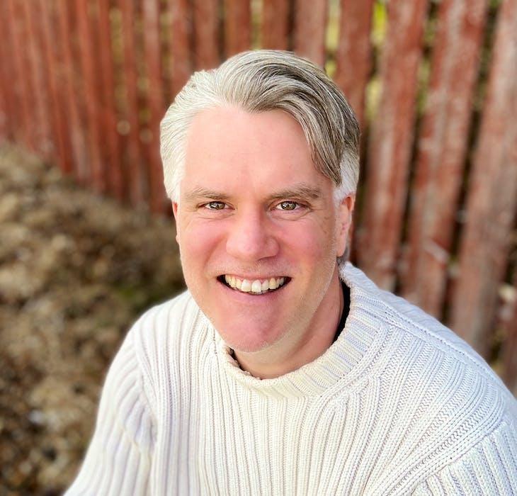 Dale Jarvis, storyteller, author, and provincial folklorist for Newfoundland and Labrador. — File