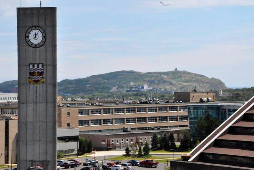 Memorial University's St. John's campus. University president Vianne Timmons has been criticized in an open letter signed by hundreds of faculty, staff, alumni and students, but defended herself in a reply letter. — TELEGRAM FILE PHOTO