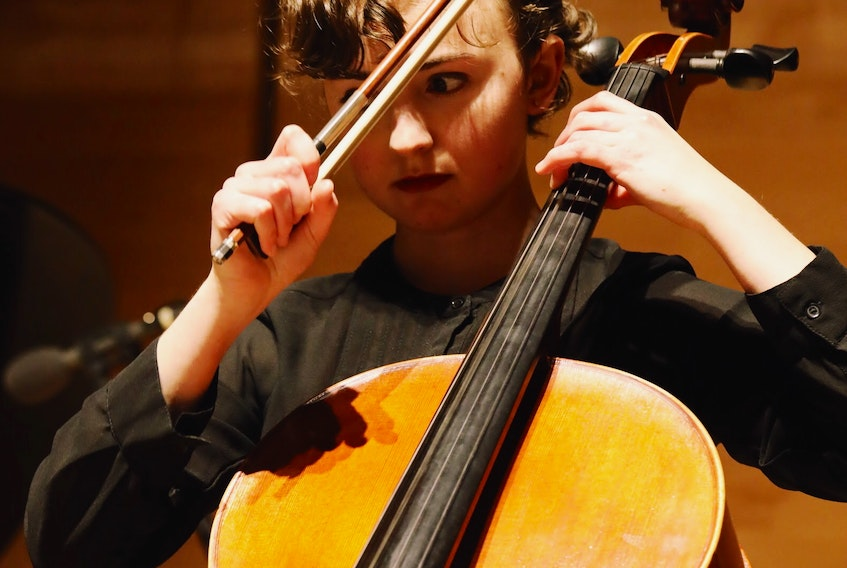 Award-winning Halifax cellist India Gailey performs new composed and improvised works for cello as part of Upstream Music Assocation's 2021 Open Waters Festival. The virtual event runs from Wednesday to Jan. 16, with Gailey's Music Room concert streaming on Sunday at 7:30 p.m.