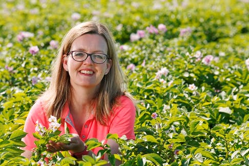 Tracy Shinners-Carnelley has been representing Manitoba potato and vegetable growers at the Canadian Horticulture Council for 16 years, and has been active in many national committees including the Canadian Potato Council Research Working Group and the CHC's Crop Protection Advisory Group. CONTRIBUTED