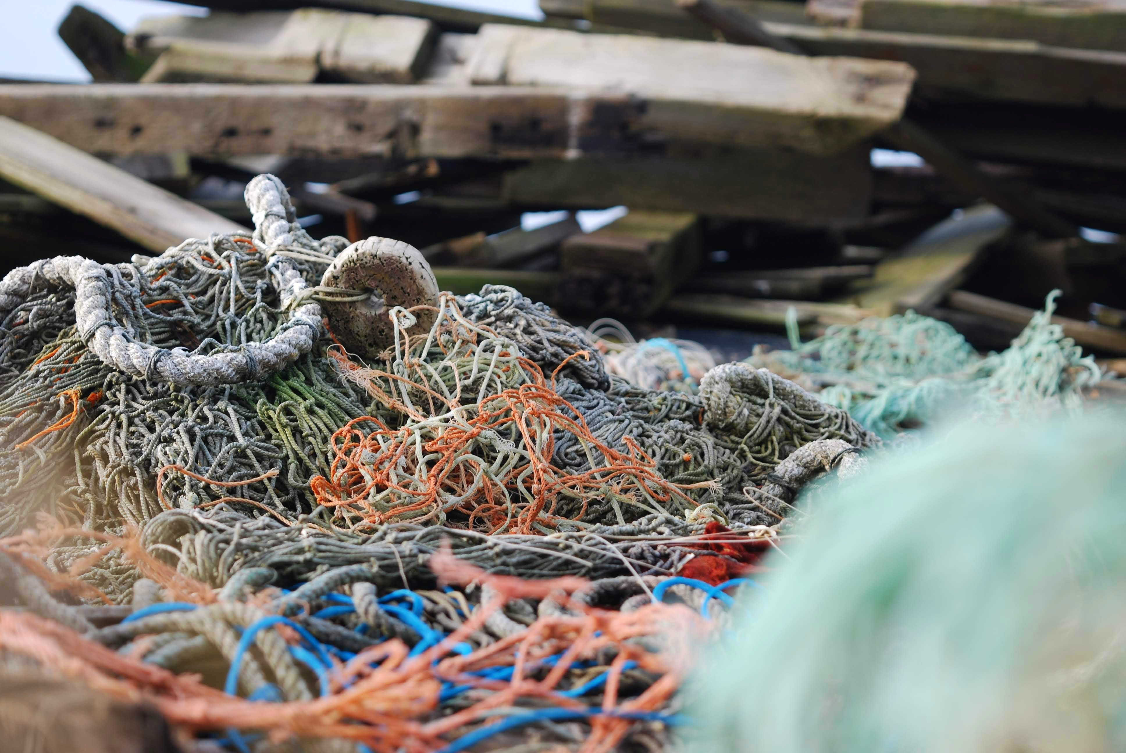 An $8 million, two-year program led by Fisheries and Oceans Canada has collected tons of lost fishing gear in the first year, according to the department.