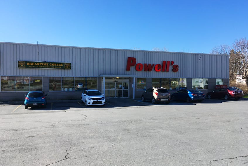 The Powell's Supermarket and Breaktime Coffee locations in Harbour Grace closed for good in the spring of 2018. — SaltWire Network file photo