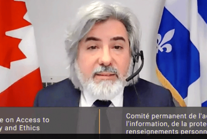 The House of Commons ethics committee was faced with the ridiculous spectacle of Government House LeaderPablo Rodriguez providing non-answers to questions about a phone callin which he wasn't a participant.