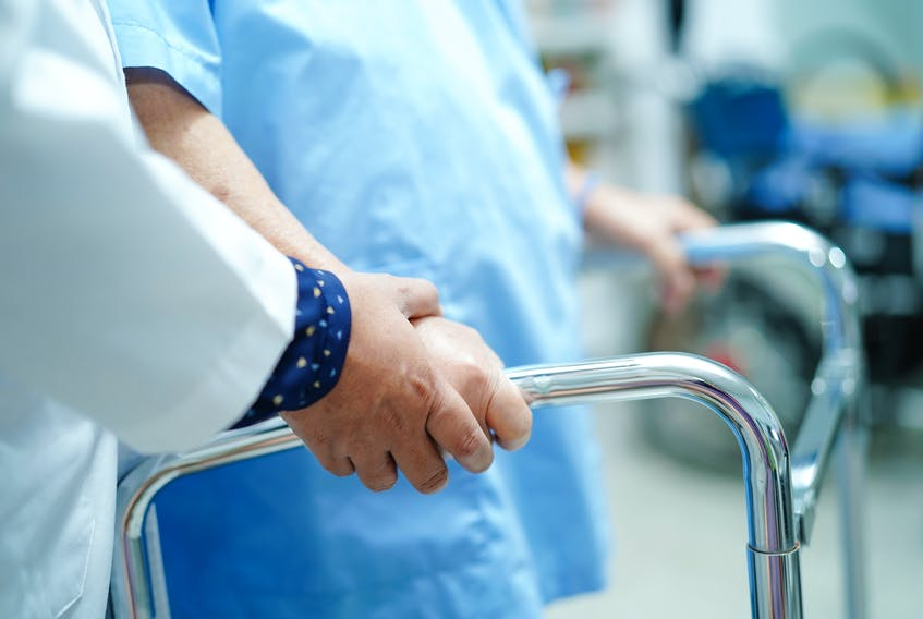 Getting into a nursing home is never easy but the COVID-19 pandemic has raised further issues. STOCK IMAGE