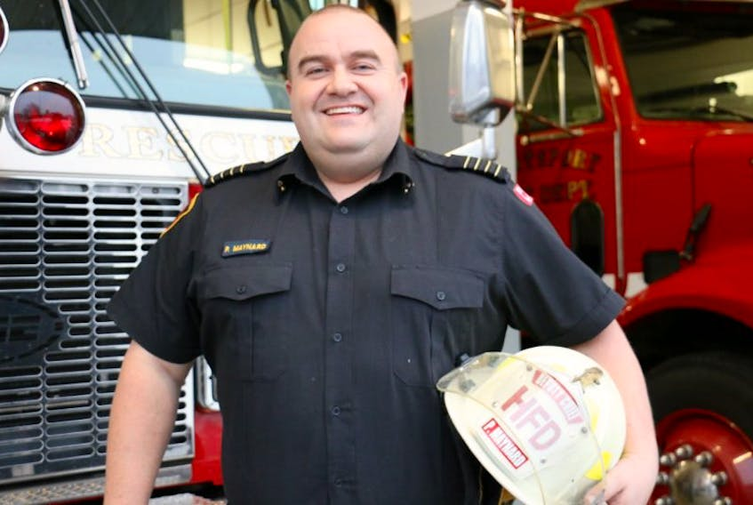 <p>Paul Maynard, Hantsport's acting fire chief, believes developing mutual aid agreements, like the new one with the Wolfville Fire Department, will produce positive results for all involved.</p>