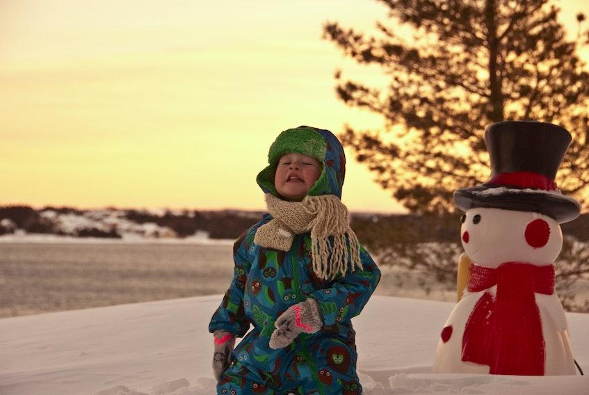 Make lasting memories this holiday season. — Paul Smith Photo