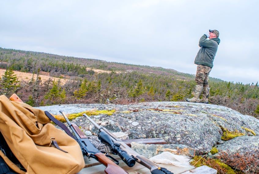 Moose calling skill is a fantastic advantage. — Paul Smith photo