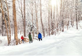 Bundle up and embrace the ample outdoor (and indoor) opportunities Prince Edward Island has to offer this winter. - Photo Contributed.