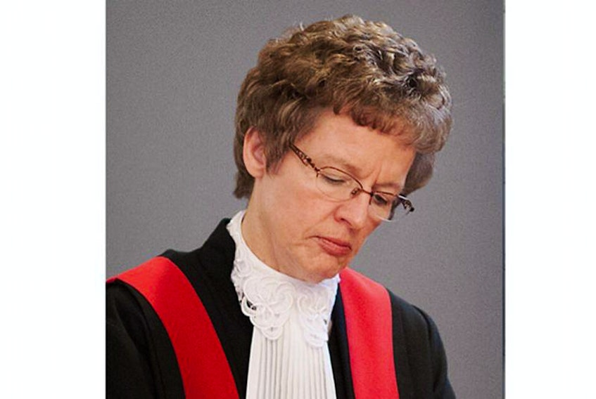 P.E.I. provincial court Chief Judge Nancy Orr