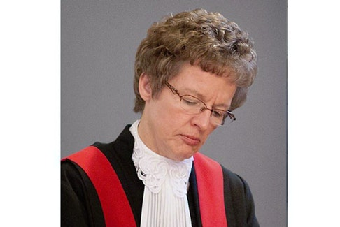 Chief Judge Nancy Orr