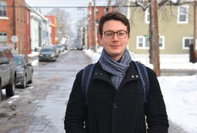 Connor Kelly, a tenant network co-ordinator with P.E.I. Fight for Affordable Housing, says rents have been increasing beyond what tenants can afford in P.E.I.
